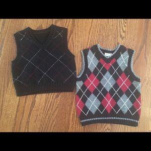 Other - Bundle of boys 12m vests